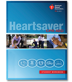 G2015 Heartsaver® CPR AED Student Workbook