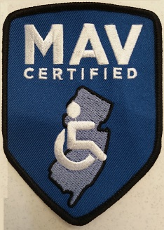 MAV Certified Patch
