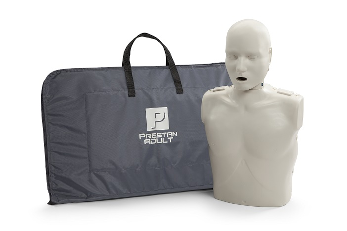 Prestan Professional Adult CPR-AED Training Manikin (without CPR Monitor)