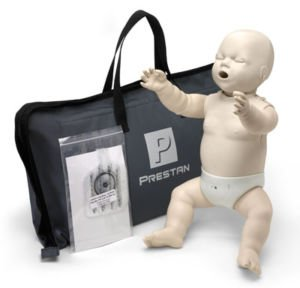 Prestan Professional Infant CPR-AED Training Manikin (without CPR Monitor)