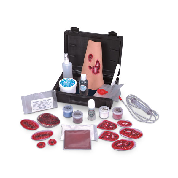 Simulaids Basic Casualty Simulation Kit